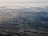 Apensen mit Windpark