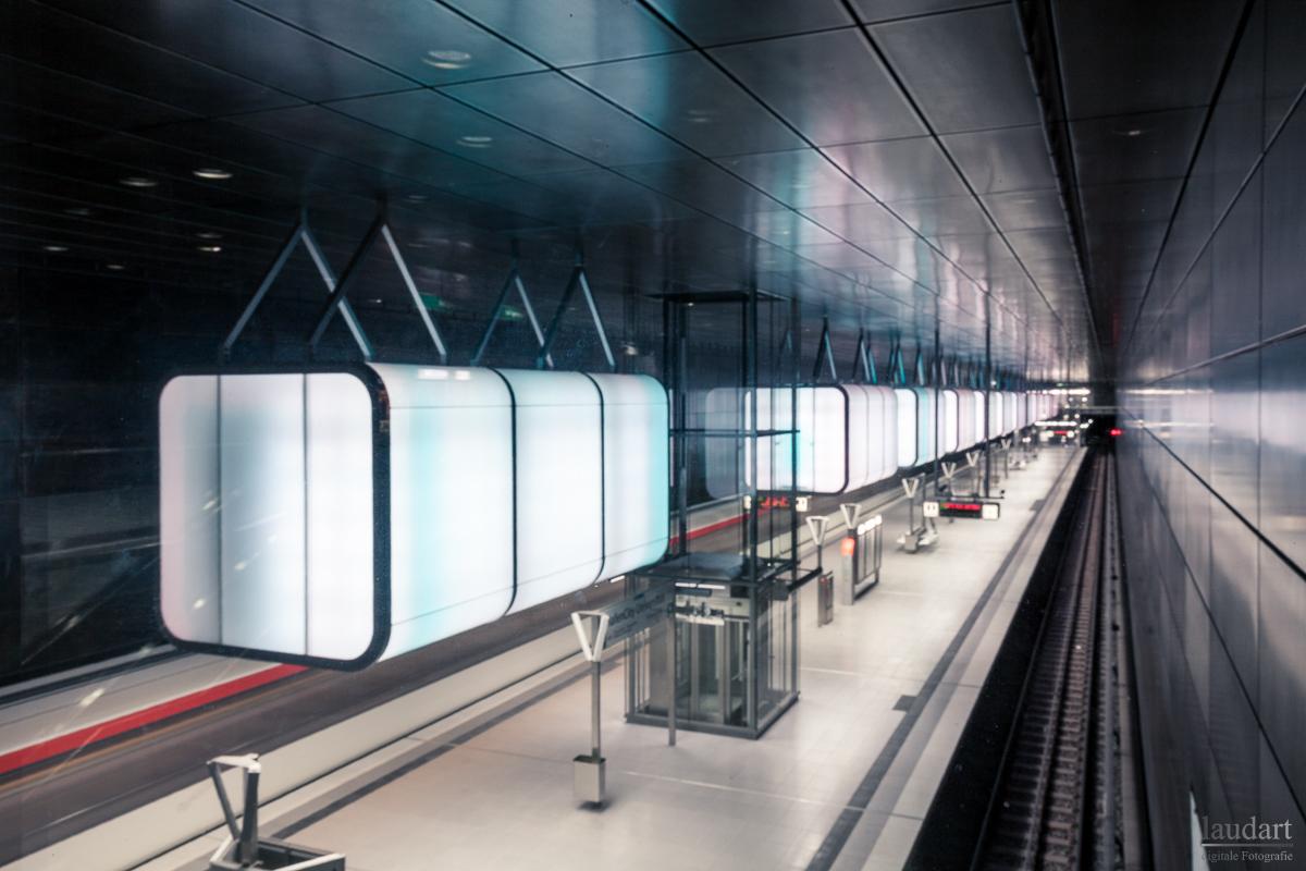 U-Bahn Hafencity Universität II