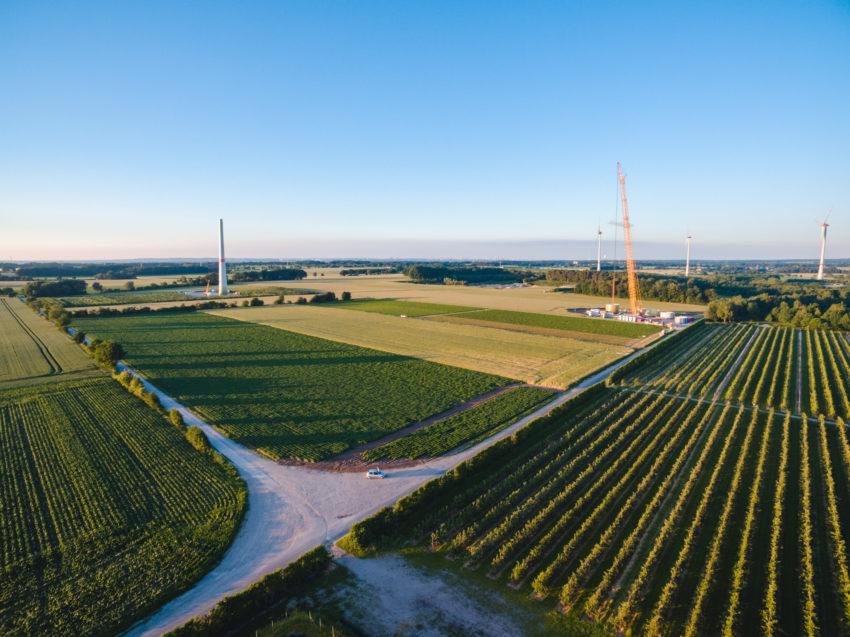 Windpark Daensen