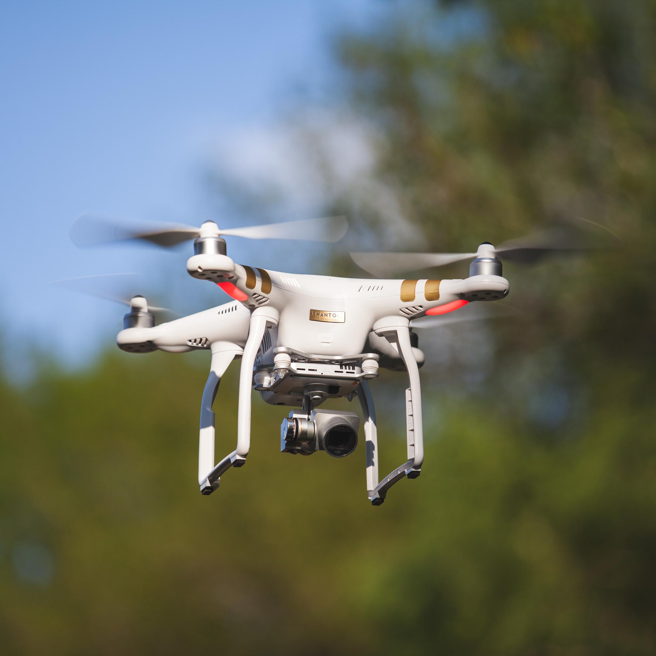 Eine Drohne mieten