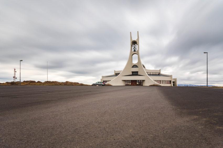 Kirche in Stykkishólmur