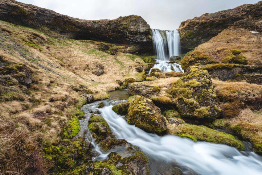 Sheeps waterfall